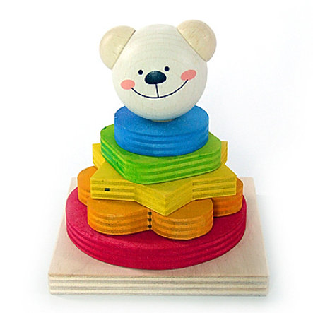 HESS Stacking Tower - BEAR TIMI
