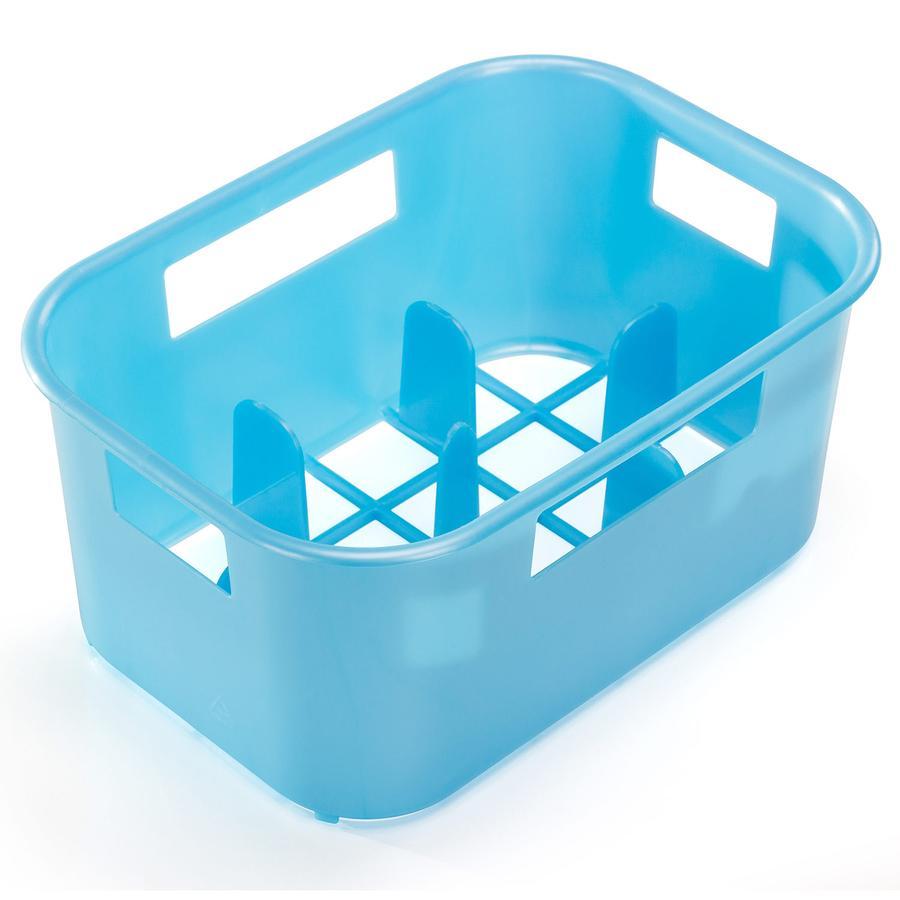 REER Cestello porta biberon - Azzurro traslucido