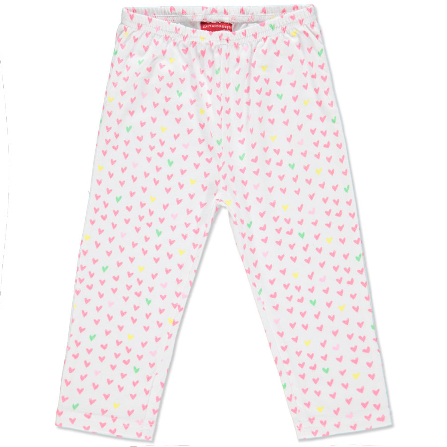 SALT AND PEPPER Girls Mini Leggings sunkist