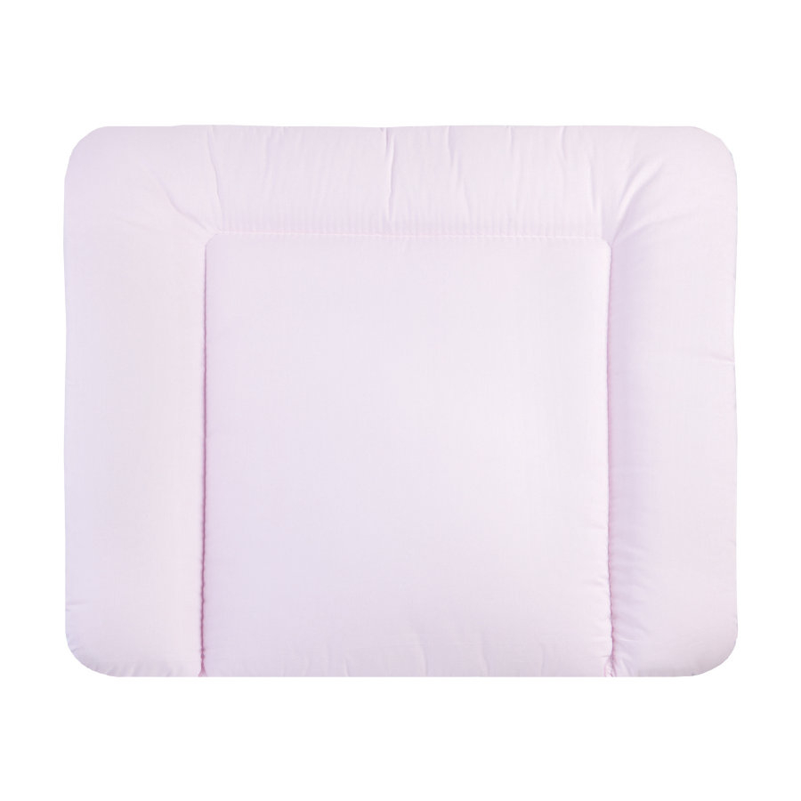 ZÖLLNER Changing Pad - Softy Fabric uni rose