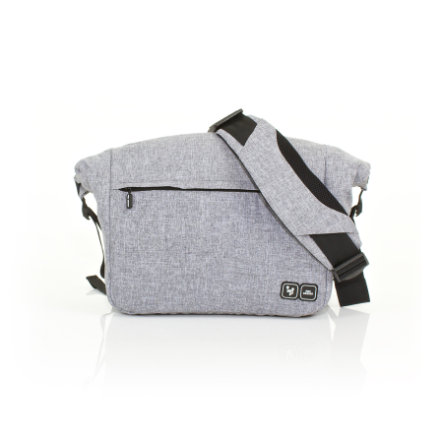 ABC DESIGN Torba na akcesoria do przewijania Courier graphite