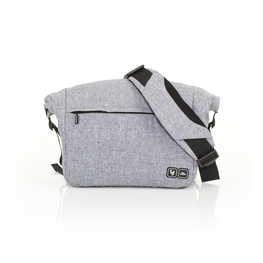 ABC DESIGN Nappy Bag Courier graphite Collection 2015