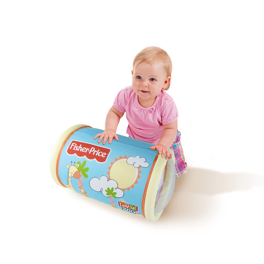 Fisher-Price Krabbelrolle