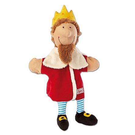 SIGIKID My little Theatre - Hand Puppet King