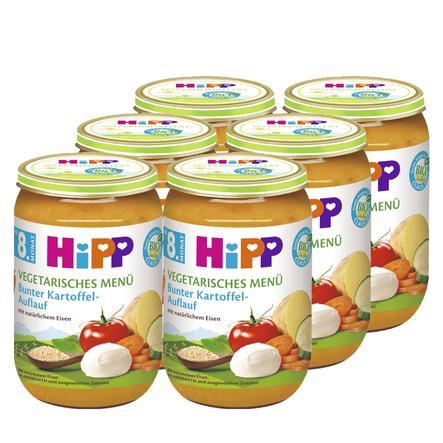 HiPP Bio Bunter Kartoffel-Auflauf 6 x 220 g