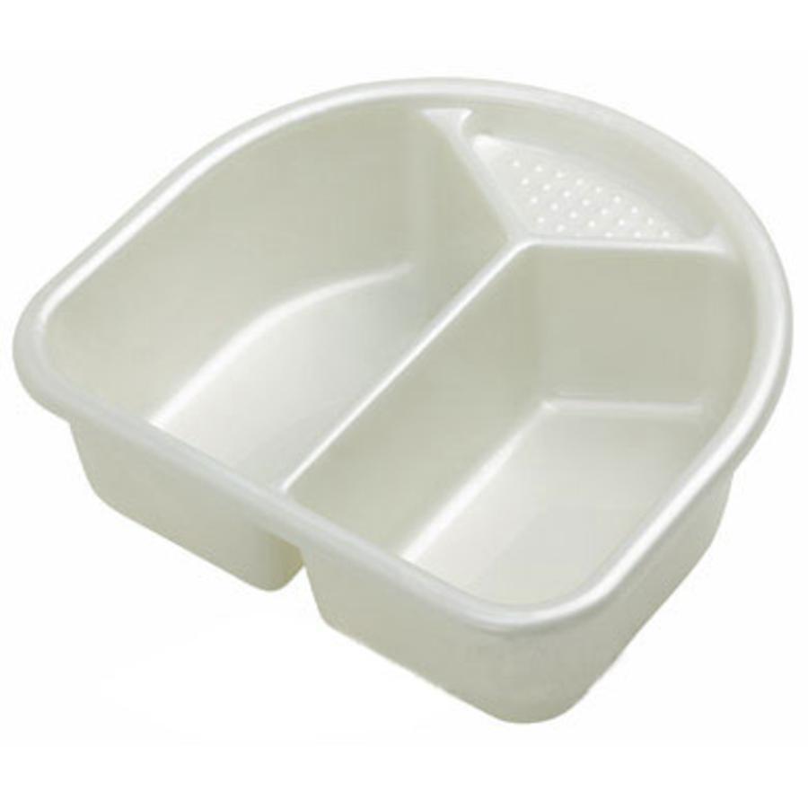ROTHO Bassine de lavage Blanc Nacré Crème