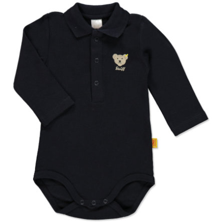 STEIFF Baby Body 1/1 Sleeve navy