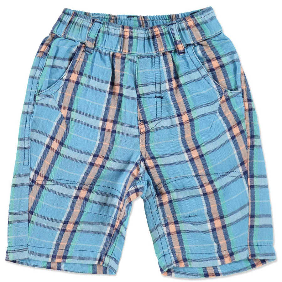 PEBBLE STONE Boys Mini Bermuda blue