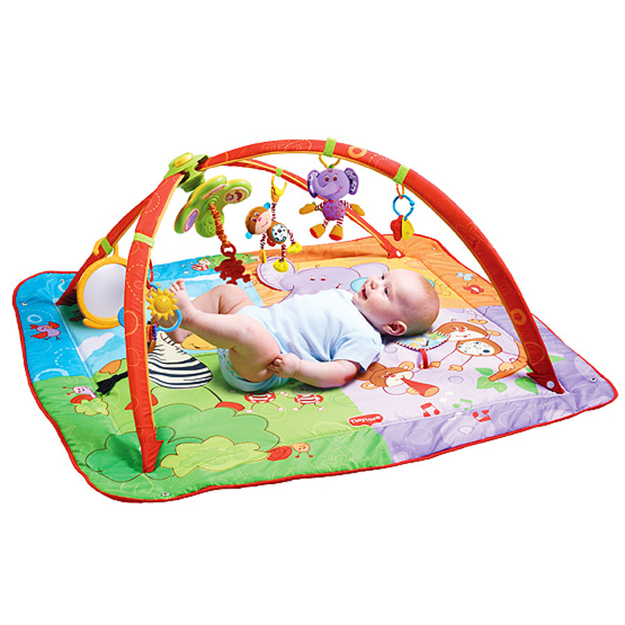 TINY LOVE Tapis d'éveil Gymini Moves & Play 5-en-1