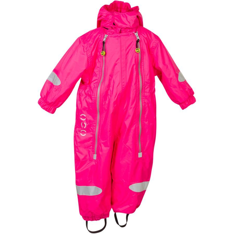 MIKK-LINE Girls Mini Schneeoverall pink