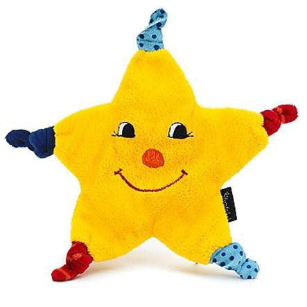 STERNTALER šátek na mazlení hvězda malá