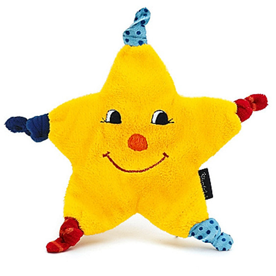 STERNTALER Cuddly Cloth Star, small