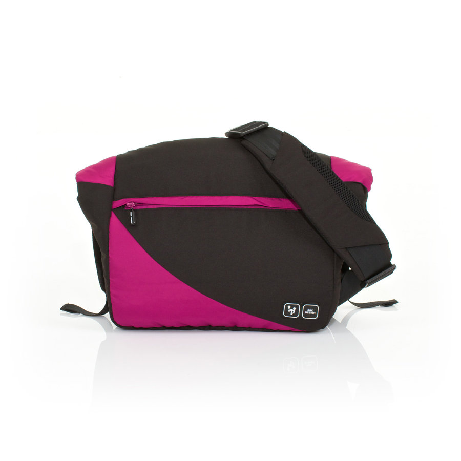 ABC DESIGN Nappy Bag Courier grape Collection 2015