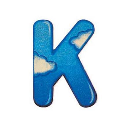 SELECTA dřevěné písmenko K