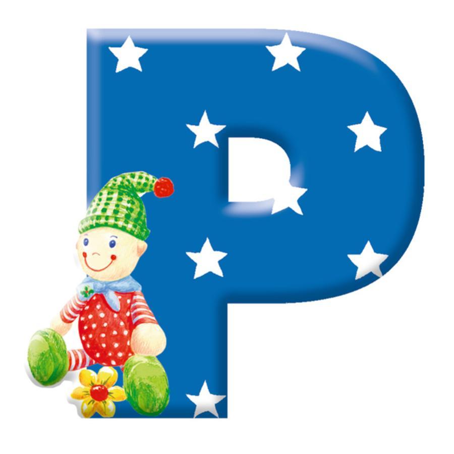 COPPENRATH Písmeno P - BabyGlřck