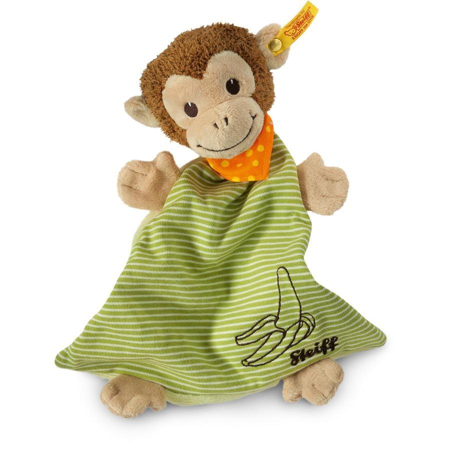 STEIFF Jocko Monkey Comforter