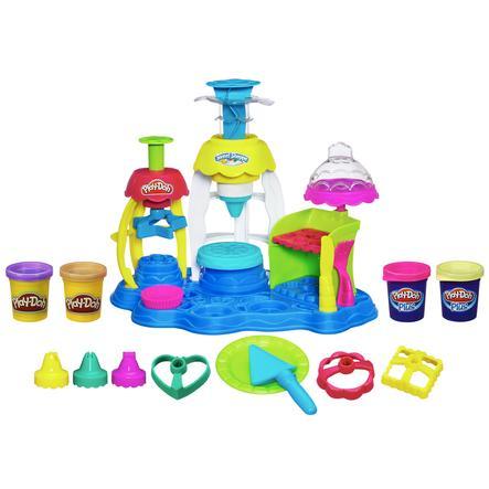 Play-Doh Party Tover-bakkerij
