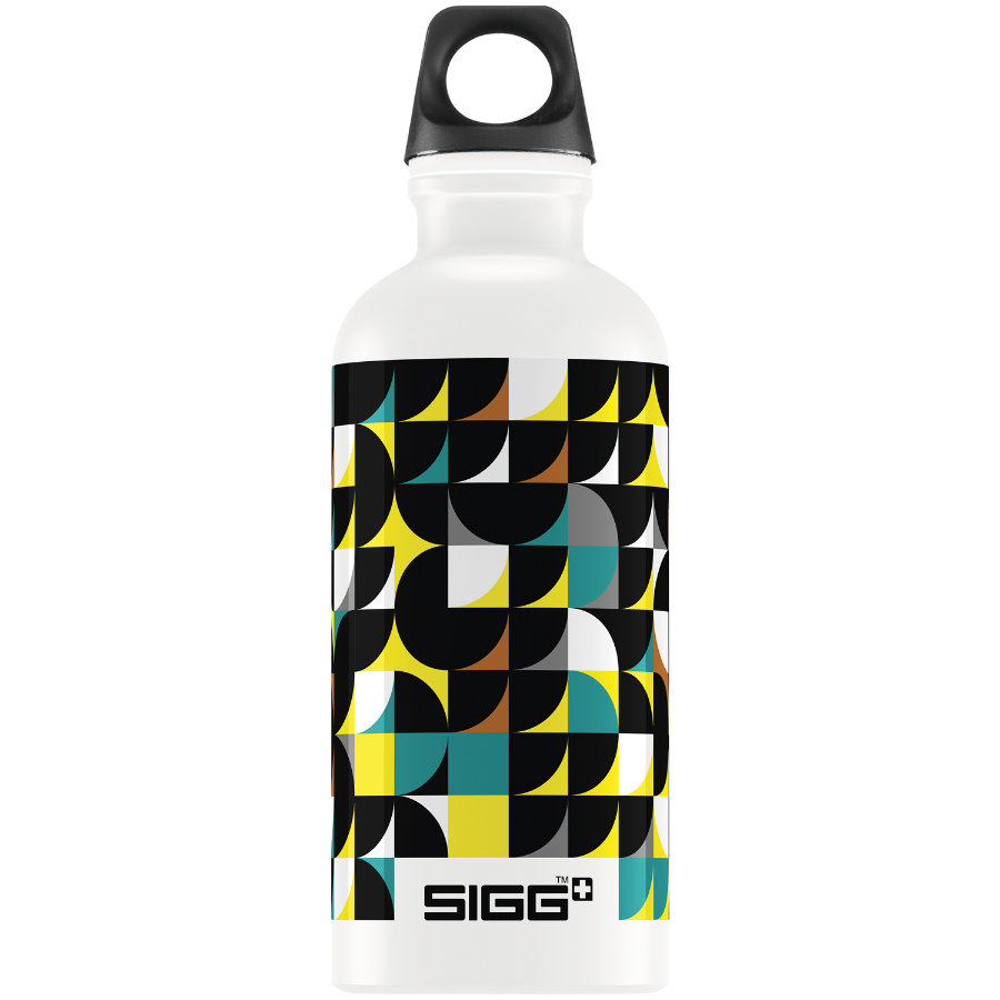 SIGG Láhev na pití 0,4l Design Animal Mix Up Optic Pattern