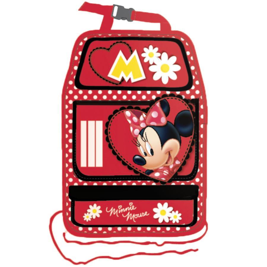 KAUFMANN Autositz Spielzeugtasche Minnie Mouse