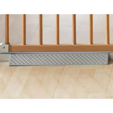 Geuther Práh Easylock Wood 0048BP stříbrný