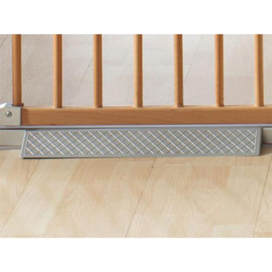 GEUTHER Panel podłogowy do bramki zabepieczającej kolor srebrny