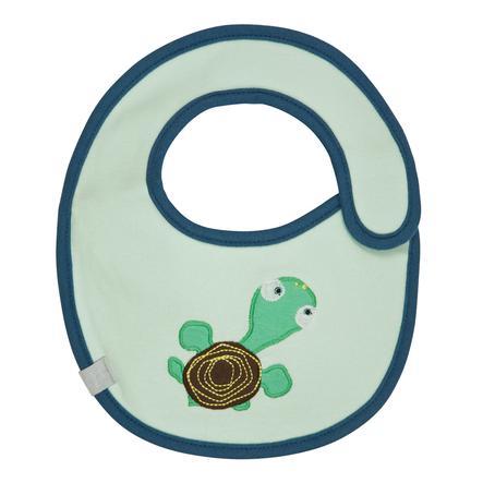 LÄSSIG Waterproof Bib small, Wildlife Turtle