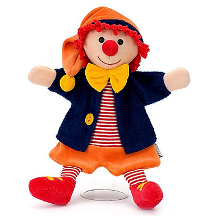 STERNTALER Marionnette Clown