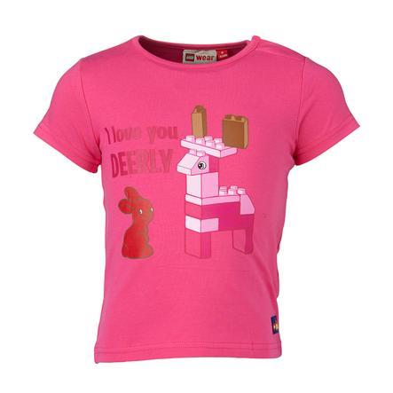 LEGO WEAR Duplo Girls Tričko TINA 106 pink