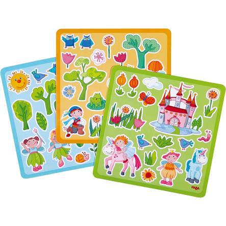 HABA Stickers Giardino incantato 301554