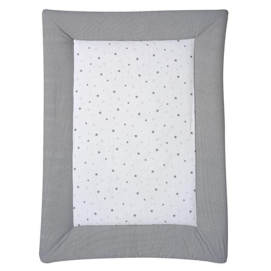 SCHARDT Hrací deka s šedými hvězdičkami