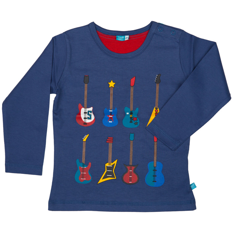 lief! Boys Mini Longsleeve true navy