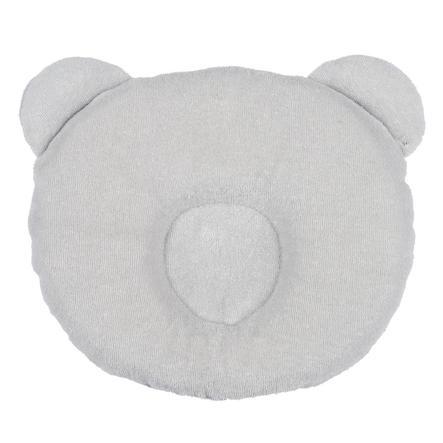 CANDIDE Oreiller Ourson Panda Pad, gris