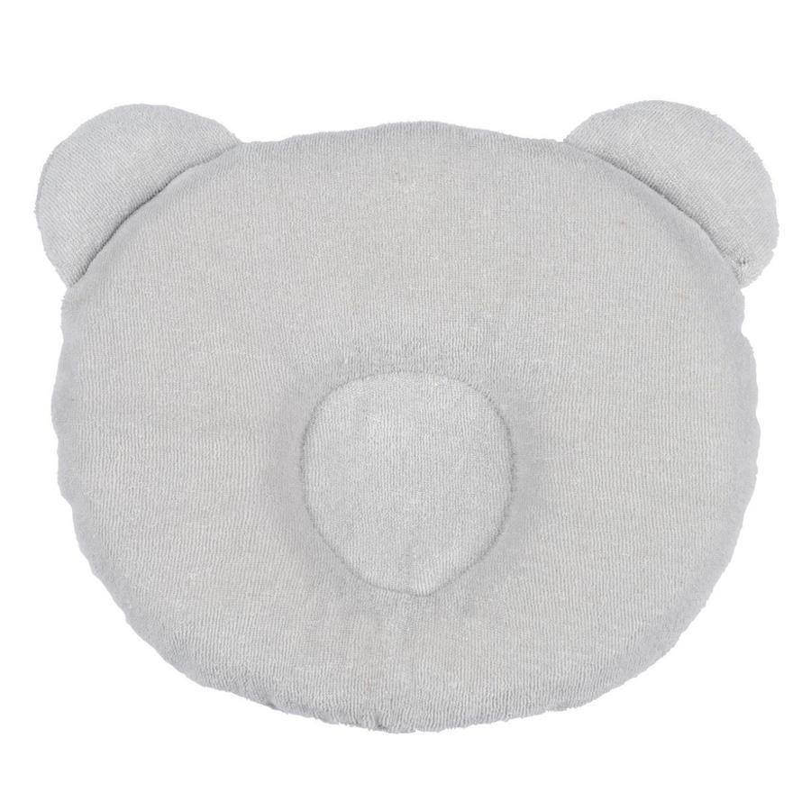 Candide Bärchen Liegekissen Panda Pad - grau