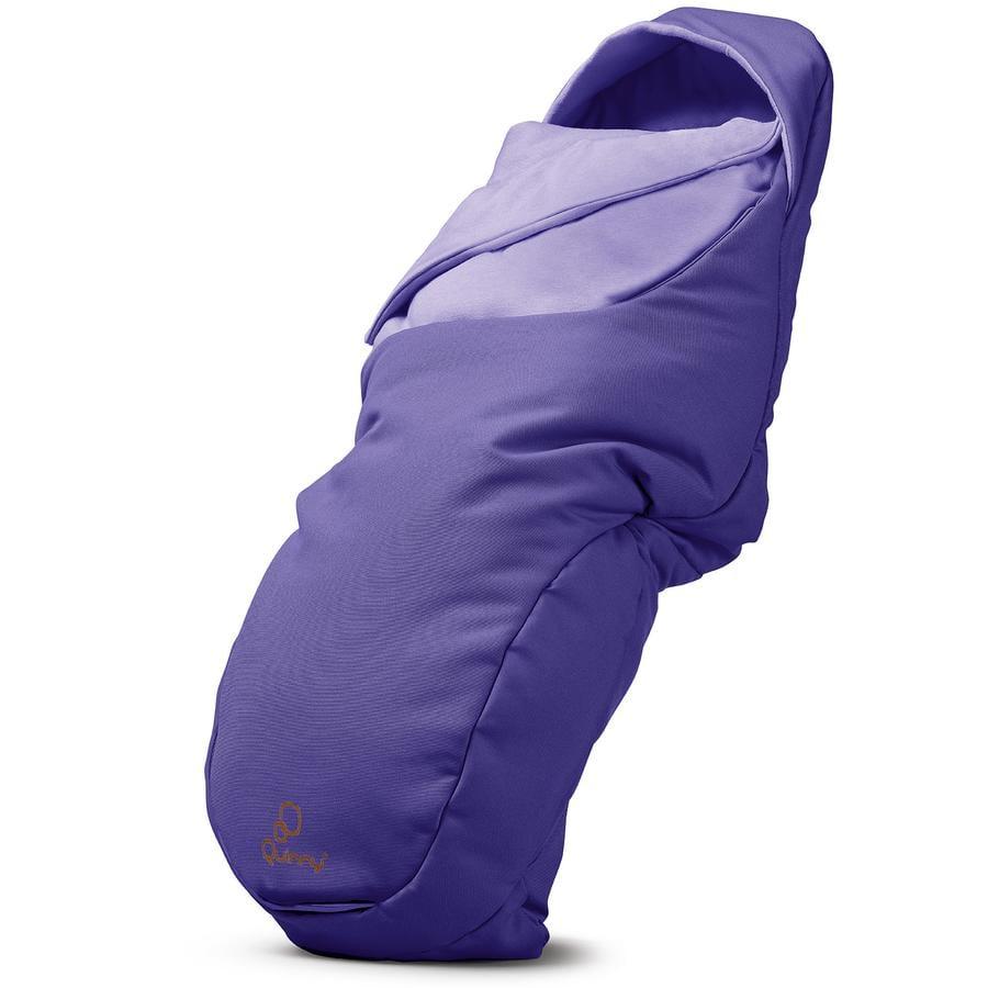 QUINNY Śpiworek do wózka Purple pace