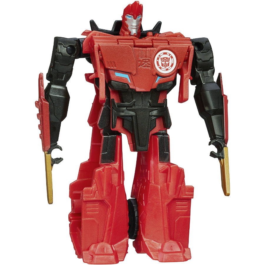 HASBRO Transformers Robots in Disguise - One Step Changer Sideswipe