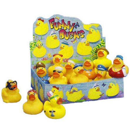 PLAYSHOES Rubber Duck