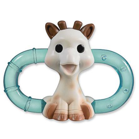 VULLI Doppelter Polarbeißring Sophie la Girafe Geschenkbox