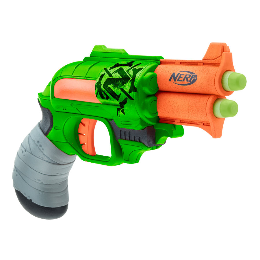 HASBRO Pistola Nerf N-Strike Elite Double Strike