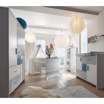 Schardt Kinderzimmer-Set 3-türig Candy Blue