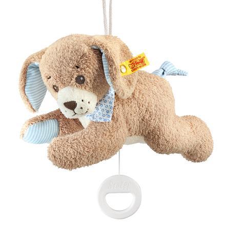 STEIFF Hrací hračka - pejsek na dobrou noc
