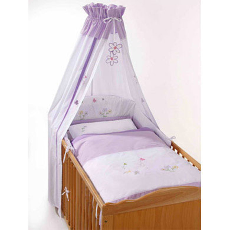 EASY BABY Bedset lila(400-59)