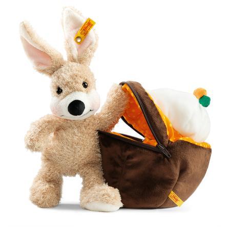 STEIFF Mr. Cupcake Rabbit in Plush Cupcake