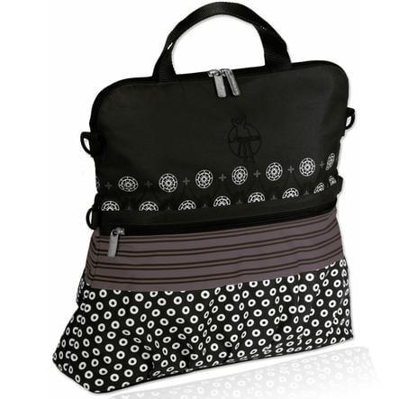 LÄSSIG Casual Bag Multimix black