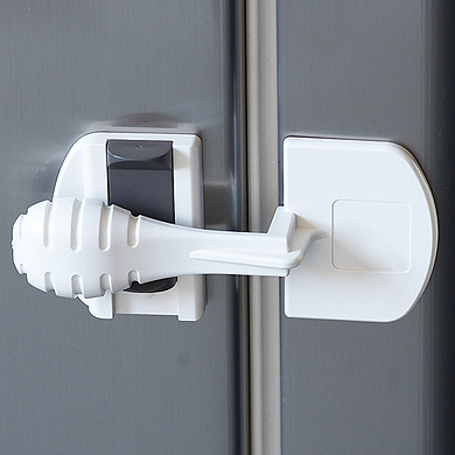 Baby Dan Kühlschrank Sicherheitsriegel Ein/Aus Geräteverschluss