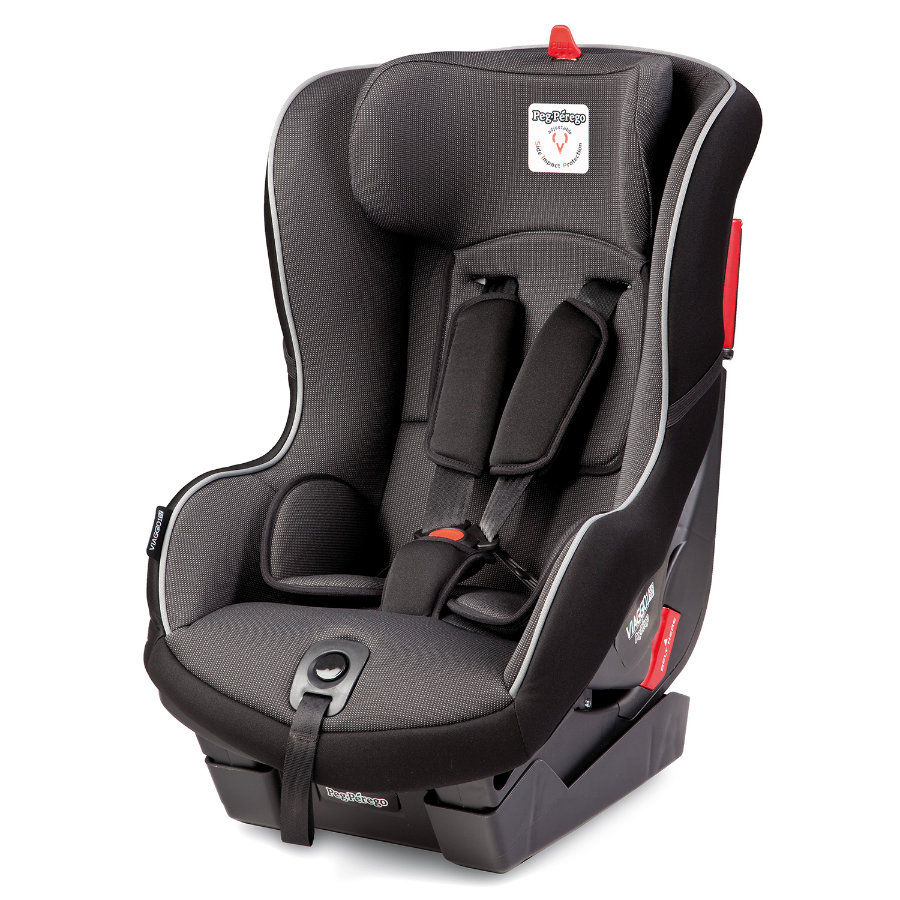 PEG-PEREGO Kindersitz Viaggio 1 Duo-Fix K Black