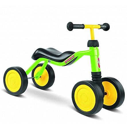 PUKY Wutsch Porteur 4 roues kiwi 4028