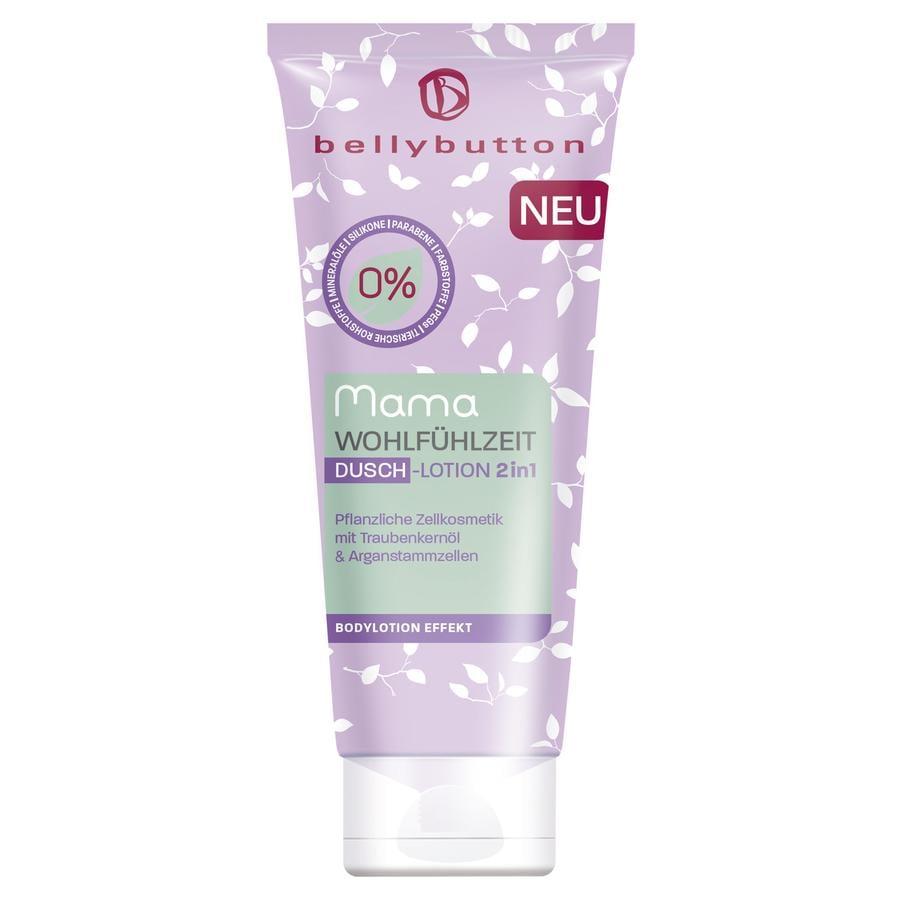 bellybutton Wohlfühlzeit Dusch-Lotion 2in1 für Mama 200ml