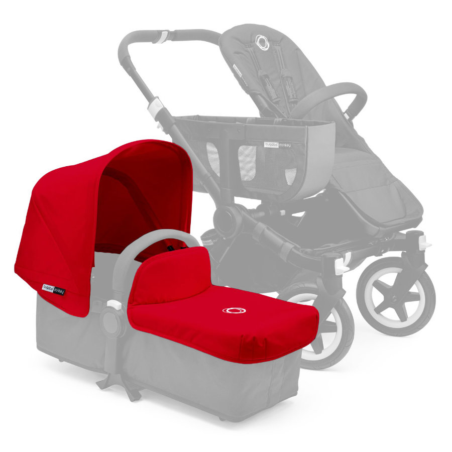 bugaboo Donkey Cover Set Red