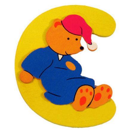bieco Lettre enfant C ourson