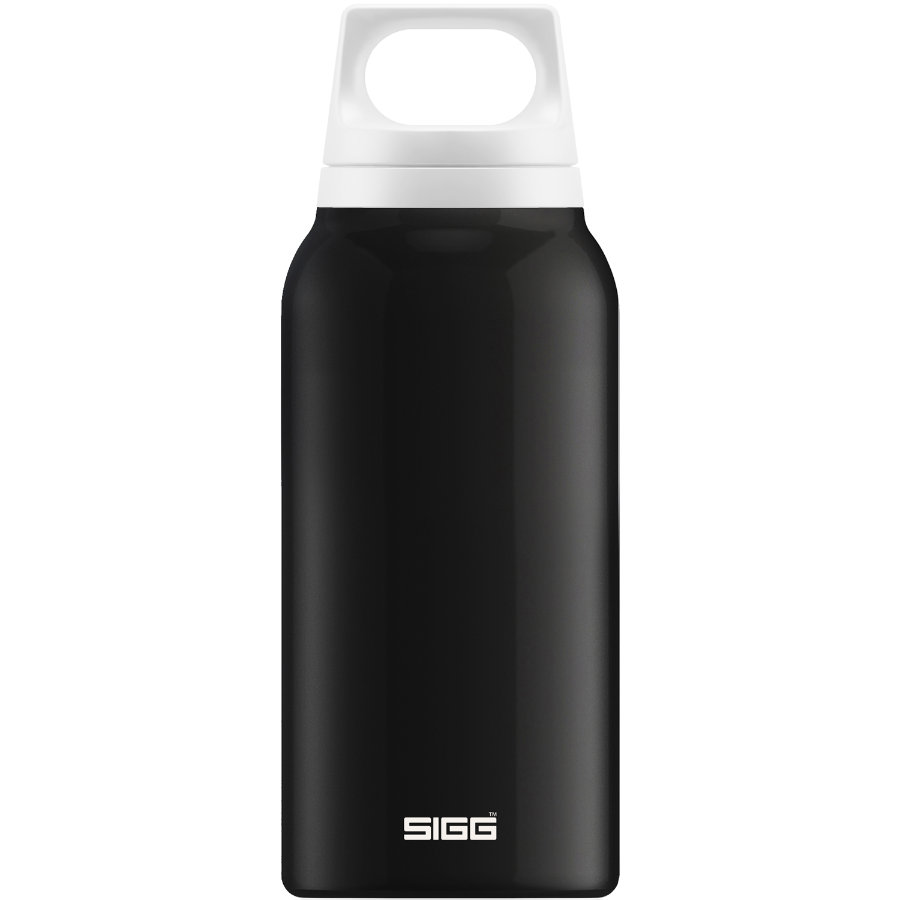 SIGG Hot & Cold Trinkflasche 0,3 L Black